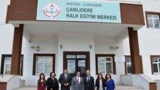 Ankara Çamlıdere Hem Halk Eğitim Kursları