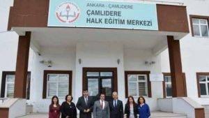 Ankara Çamlıdere Hem Halk Eğitim Merkezi