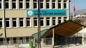 Antalya Elmalı Halk Eğitim Merkezi Müdürlüğü