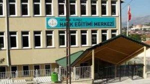 Antalya Elmalı Halk Eğitim Merkezi