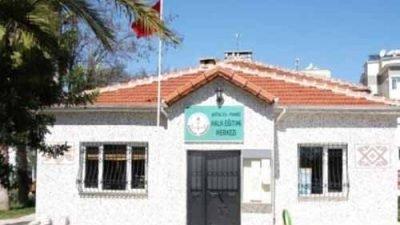 Antalya Finike Halk Eğitim Kursları