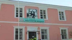 İzmir Bornova Halk Eğitim Merkezi Müdürlüğü