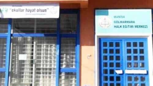 Manisa Gölmarmara Halk Eğitim Merkezi Kursları