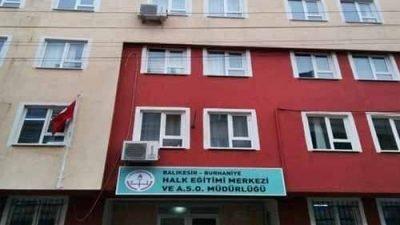 Balıkesir Burhaniye Halk Eğitim Merkezi Müdürlüğü
