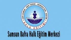 Samsun Bafra Halk Eğitim Merkezi Müdürlüğü