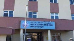 Ankara Kahramankazan Halk Eğitim Merkezi