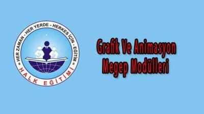Grafik Ve Animasyon Megep Modülleri