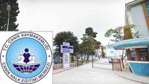 Samsun Canik Halk Eğitim Merkezi Müdürlüğü