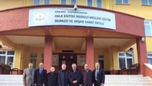 Ankara Kızılcahamam Halk Eğitim Merkezi Müdürlüğü
