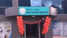 Antalya Kemer Halk Eğitim Merkezi Kurs Kayıtları