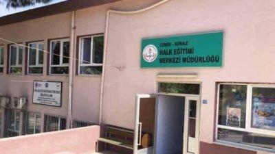 İzmir Kiraz Halk Eğitim Merkezi Kursları