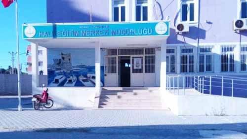 Adana Yumurtalık Halk Eğitim Merkezi Kursları