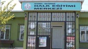İstanbul Sultangazi Halk Eğitim Merkezi Müdürlüğü