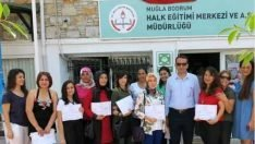 Muğla Bodrum Halk Eğitim Merkezi Kursları