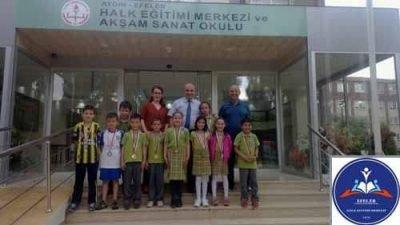 Aydın Efeler Halk Eğitim Merkezi ASO Kursları