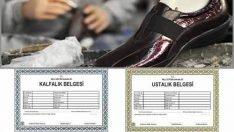 Ayakkabı Ve Saraciye Teknolojisi Ustalık Kalfalık Belgesi Beceri Sınavı