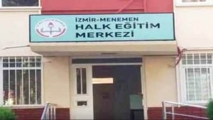 İzmir Menemen Halk Eğitim Merkezi