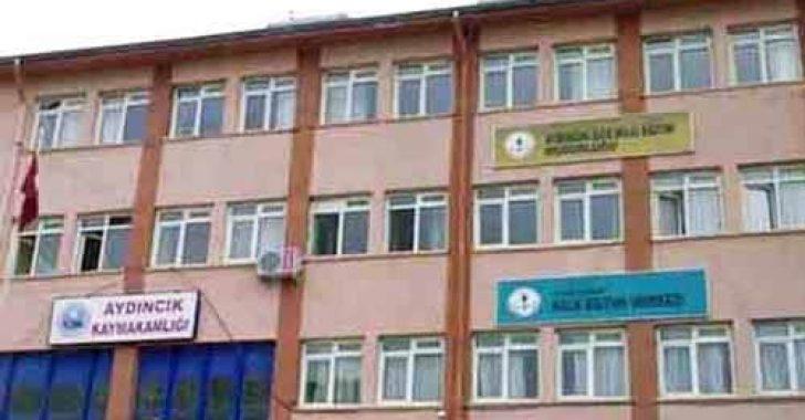 Mersin Aydıncık Halk Eğitim Merkezi Hem Kursları