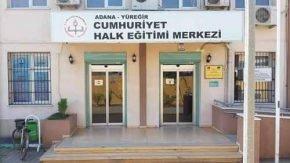 Adana Yüreğir Cumhuriyet Halk Eğitim Kurs Kayıt