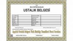 Aşçılık Ustalık Belgesi Türk Mutfağı Yemekleri Dersi Soruları