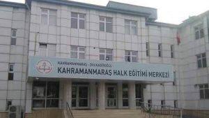 Kahramanmaraş Dulkadiroğlu Halk Eğitim Merkezi