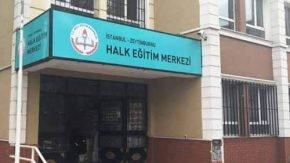 İstanbul Zeytinburnu Halk Eğitim Merkezi Kursları