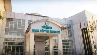 Adana Yüreğir Halk Eğitim Merkezi Kursları