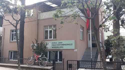Bursa İznik Halk Eğitim Merkezi Müdürlüğü