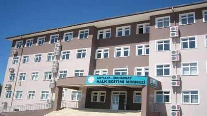 Manavgat Halk Eğitim Merkezi Kursları