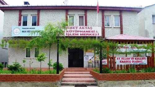 Düzköy Halk Eğitim Merkezi Kursları