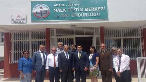 Ceyhan Halk Eğitim Merkezi Müdürlüğü Kursları