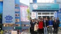 Ankara Çankaya Halk Eğitim Merkezi ASO Kursları