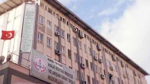 Adana Seyhan Halk Eğitim Hem Kursları