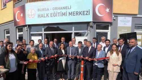 Bursa Orhaneli Halk Eğitim Merkezi Müdürlüğü