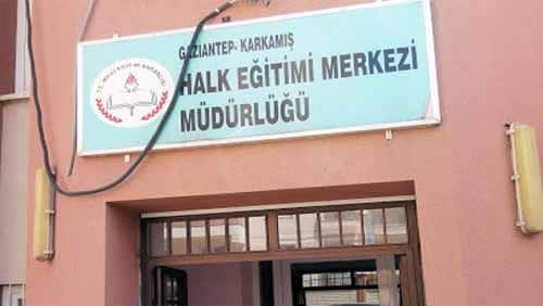Gaziantep Karkamış Halk Eğitim Merkezi Kurs Bilgileri